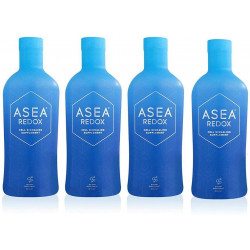 Bottle set ASEA REDOX - 4 L