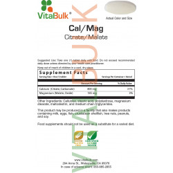 Chelated Cal-Mag - 100...