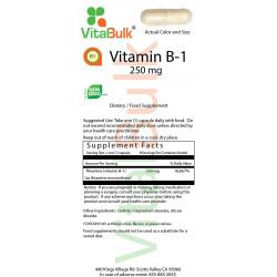 Витамин B-1 250mg (250 шт.)