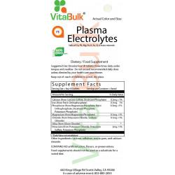 Plasma Electrolytes (5000 Count)
