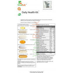 Daily Health Kit - 30 Count