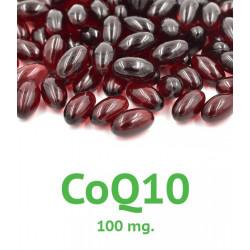 Emulsified CoQ10 100 mg Softgel 100 Count Bag (58-206)