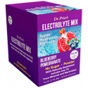 Electrolyte Mix Blueberry Flavor – 30 Individual Packets